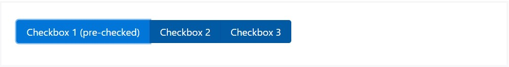 The way to  employ the Bootstrap checkbox